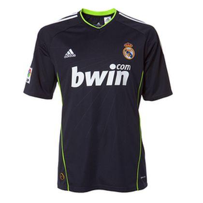 Real Madrid Extérieur 2010 / 2011