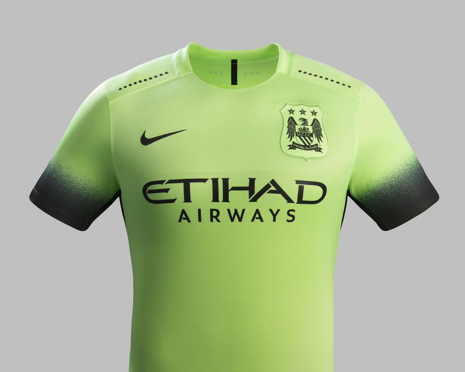 Maillot third Manchester City 2015-16