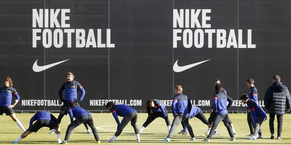 Nike contrat FC Barcelone