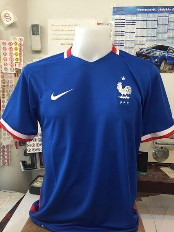 Maillot Nike Equipe de France Euro 2016