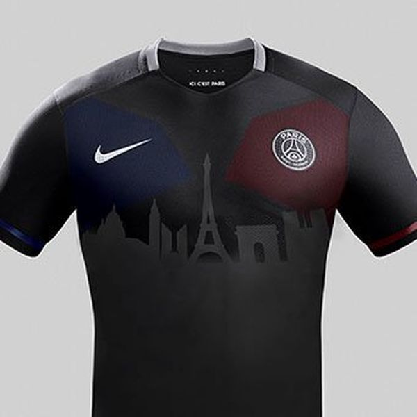 PSG concept kit Nike City