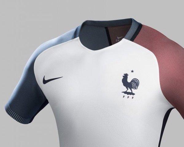 Maillot Nike equipe de France exterieur Euro 2016