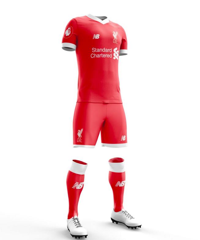 Concept kit Liverpool 2016-17