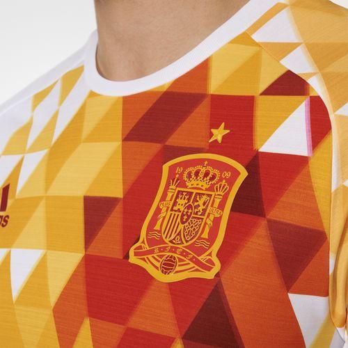 Maillot Espagne extérieur Euro 2016 Adidas