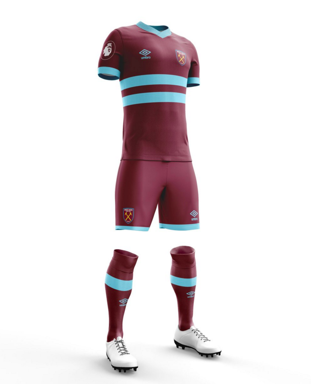 Concept kit West Ham 2016-17