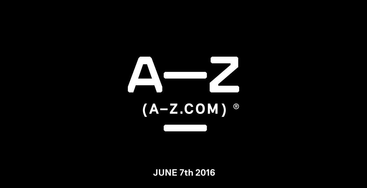 A-Z.com sera lancé le 7 juin 2016