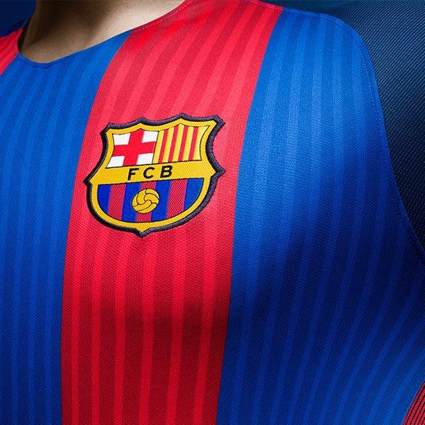 Maillot domicile Barça 2016-17