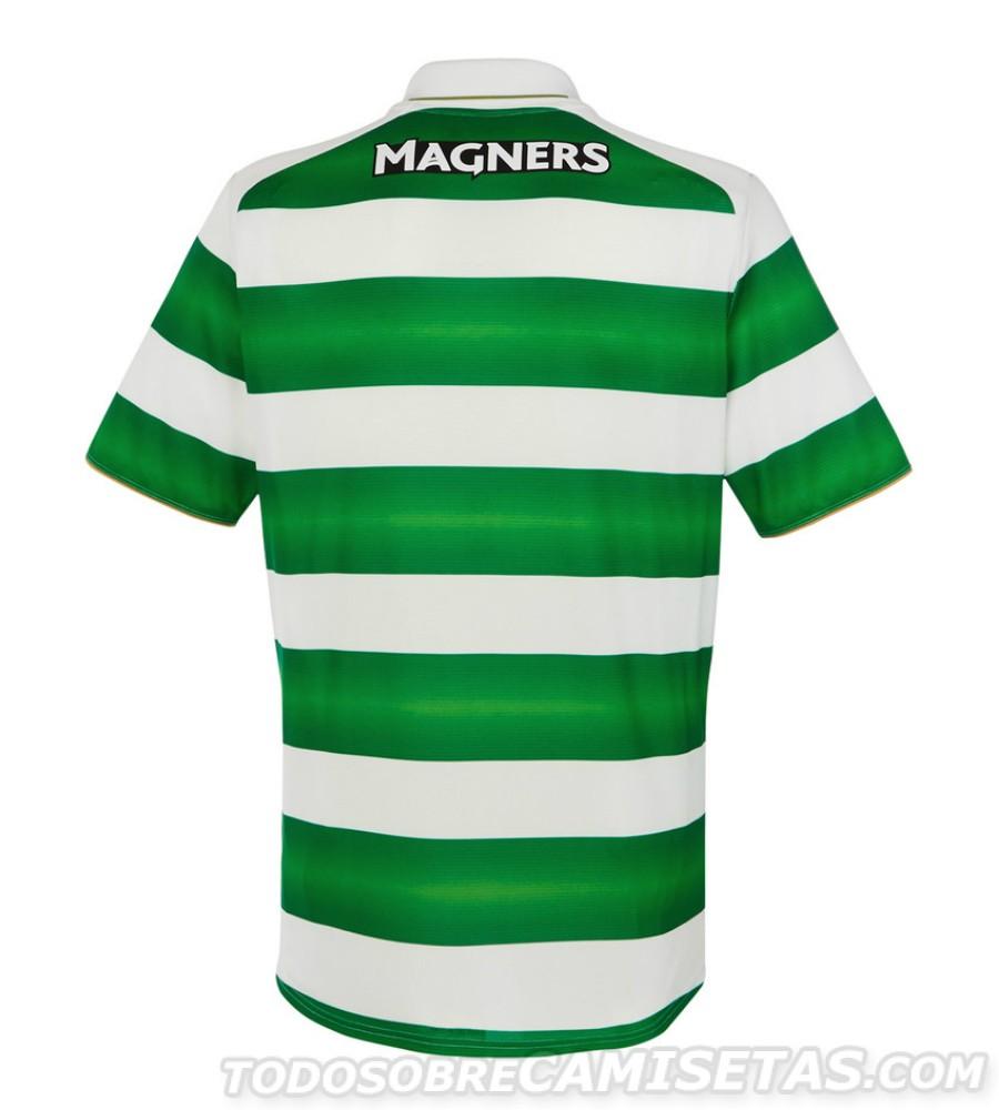 Maillot Celtic 2016-17 New Balance