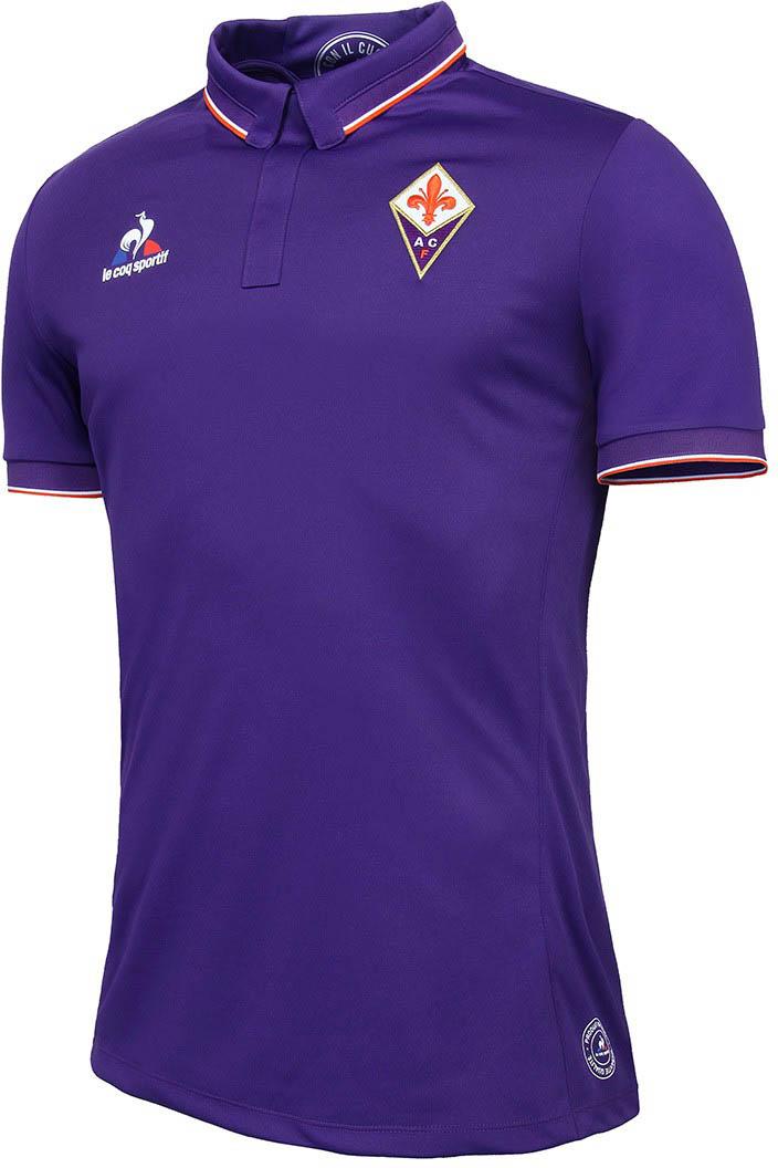 Maillot domicile Fiorentina 2016-17