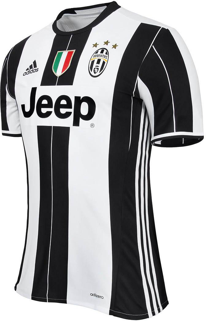 Maillot de la Juventus 2016-17 Adidas