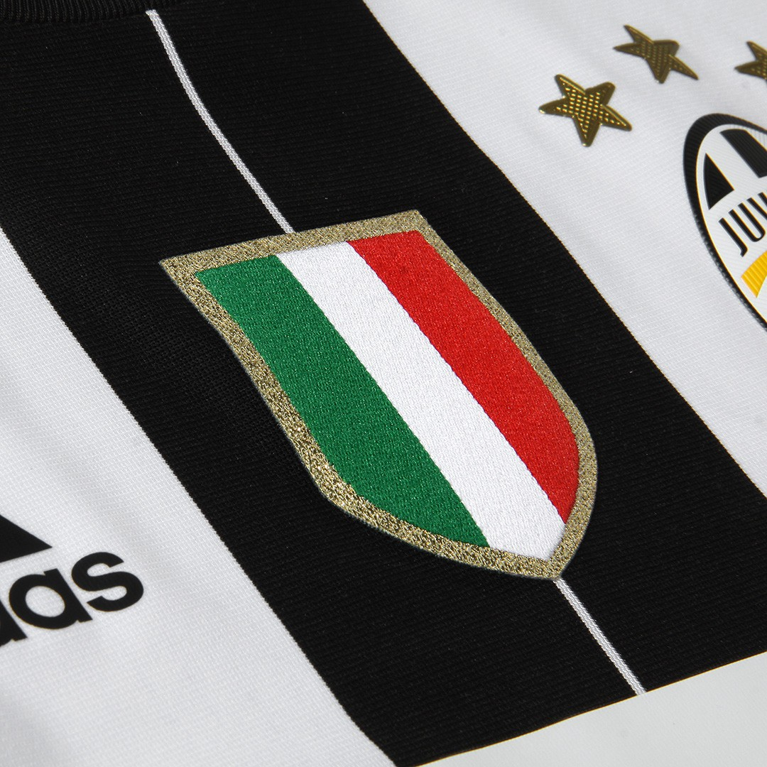 Maillot domicile Juventus 2016-17 Adidas