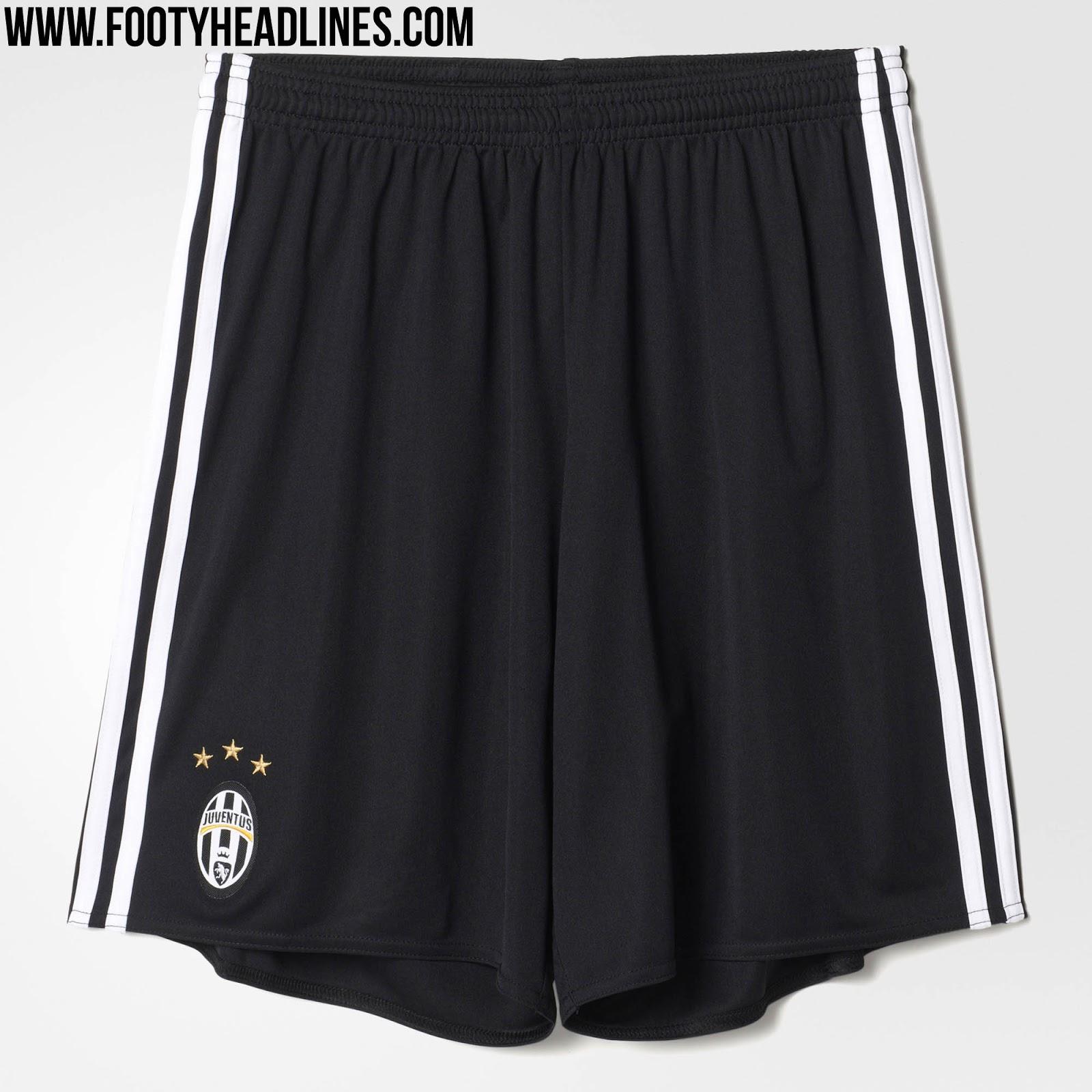 Short Juventus 2016-17 Adidas