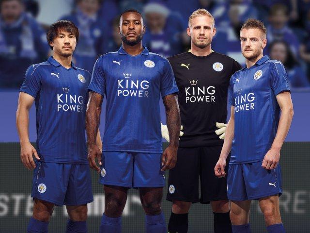 Le nouveau maillot de Leicester 2016-2017 Puma