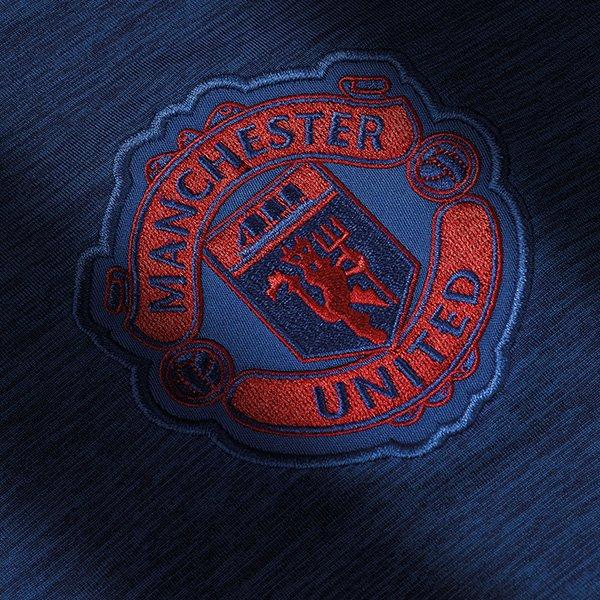 Le maillot extérieur de Manchester United 2016-17 Adidas