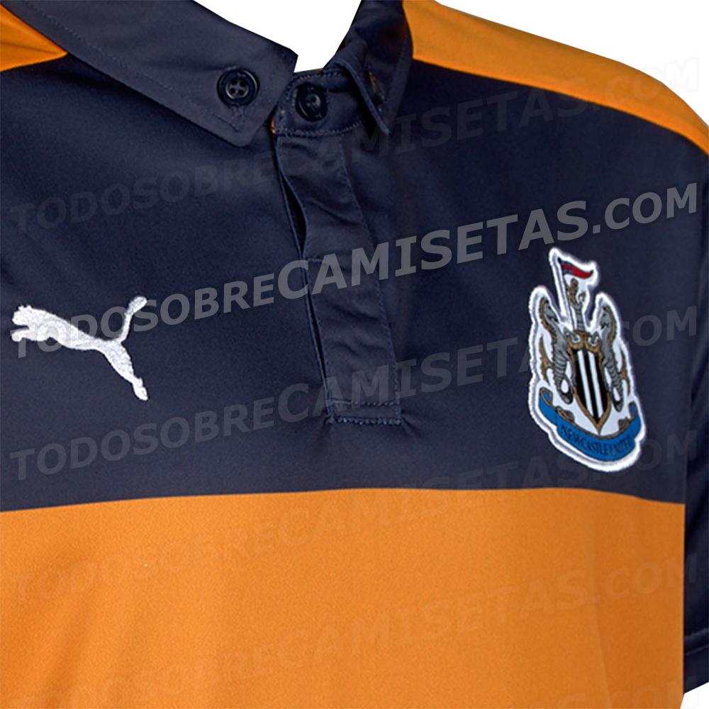 Les maillots de Newcastle 2016-17 auraient fuité