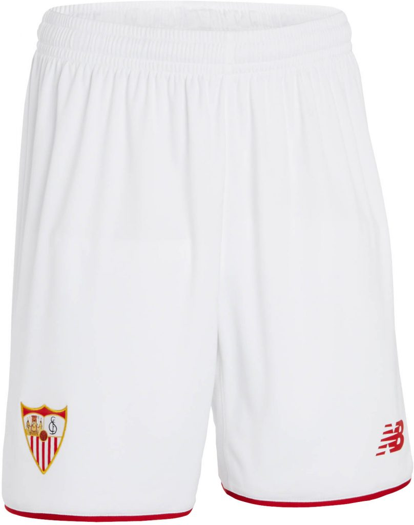 Short FC Séville 2016-17 New Balance