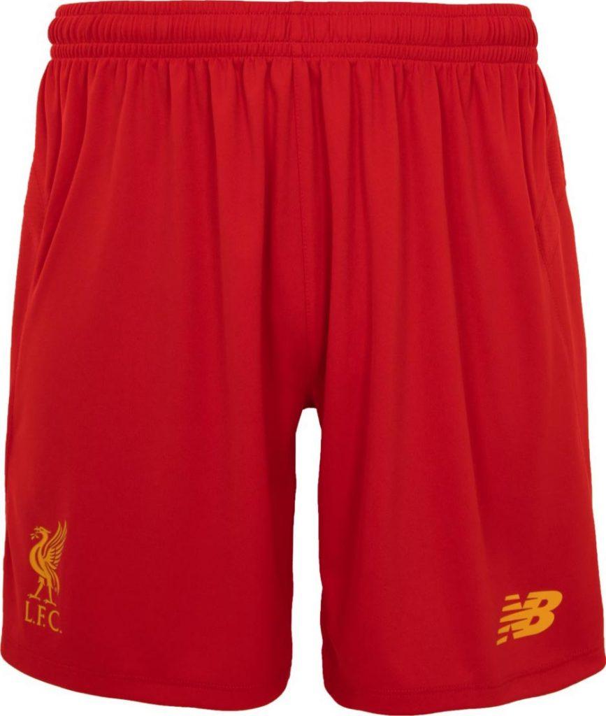 Short Liverpool 2016-17