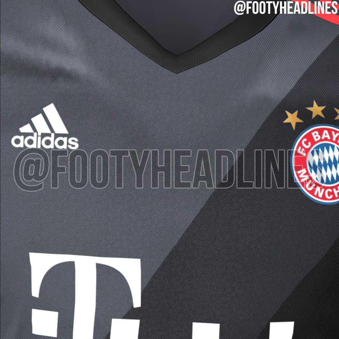 Maillot extérieur Bayern Munich 2016-17