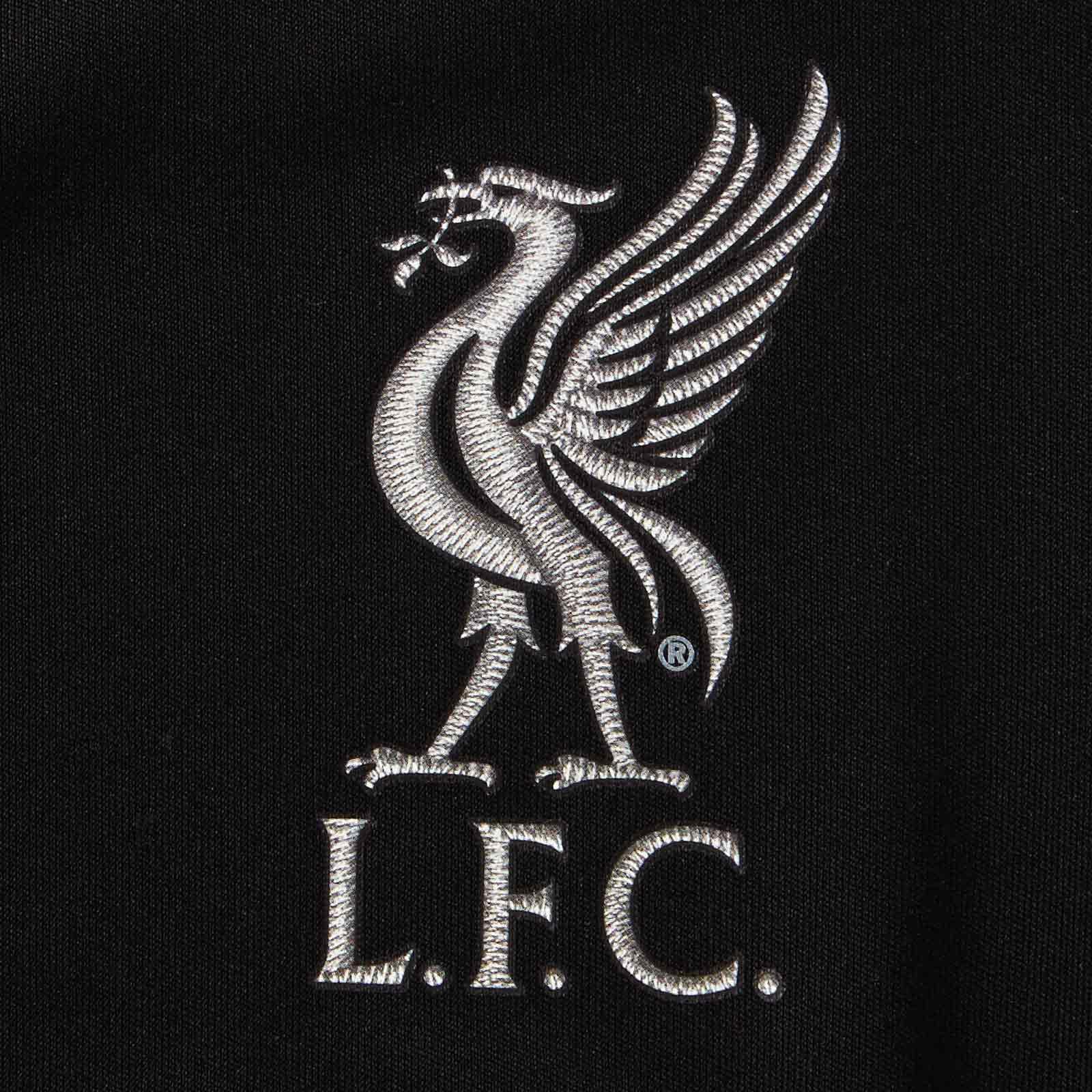 Le maillot extérieur de Liverpool dévoilé