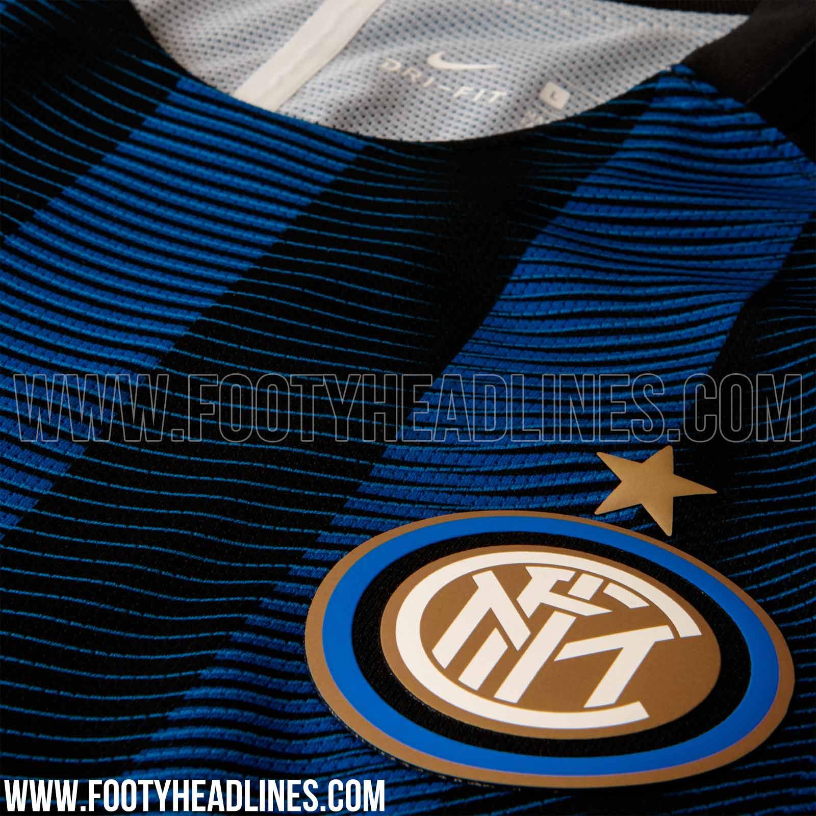 Maillot domicile Inter Milan 2016-17