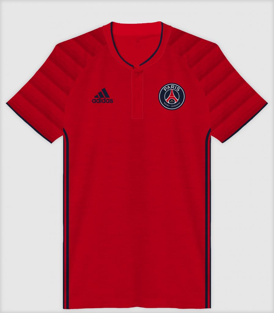 Maillot extérieur PSG Adidas version Cenk Ünal
