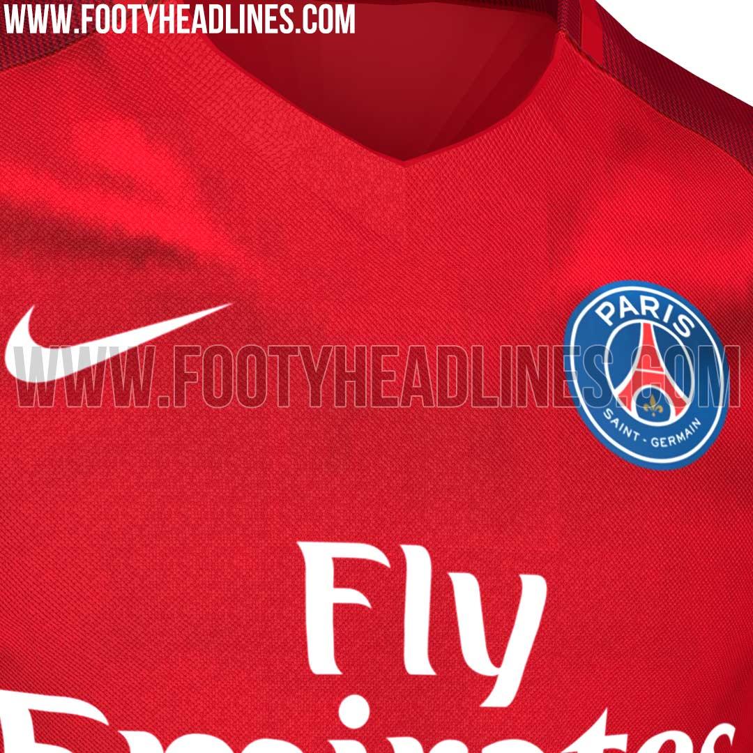 Maillot extérieur PSG 2016-17 Nike