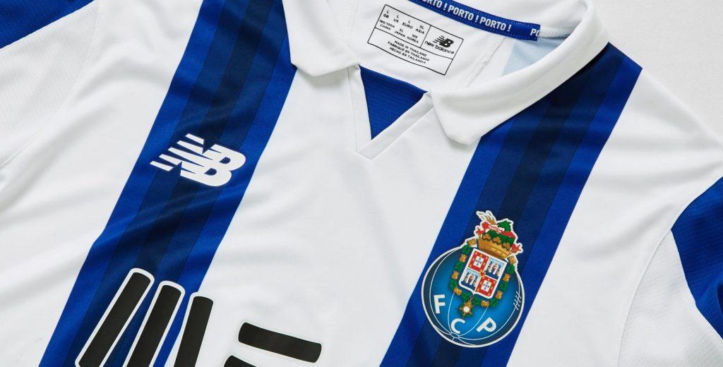 Maillot domicile FC Porto 2016-17
