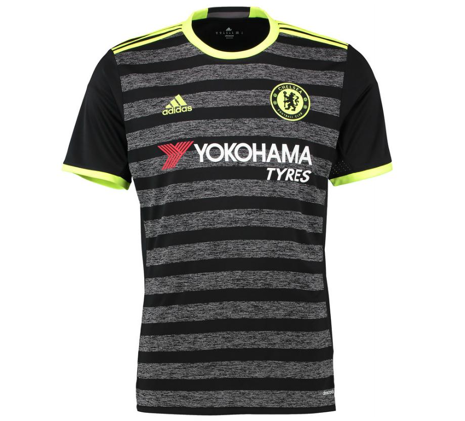 Maillot extérieur Chelsea 2016 - 2017