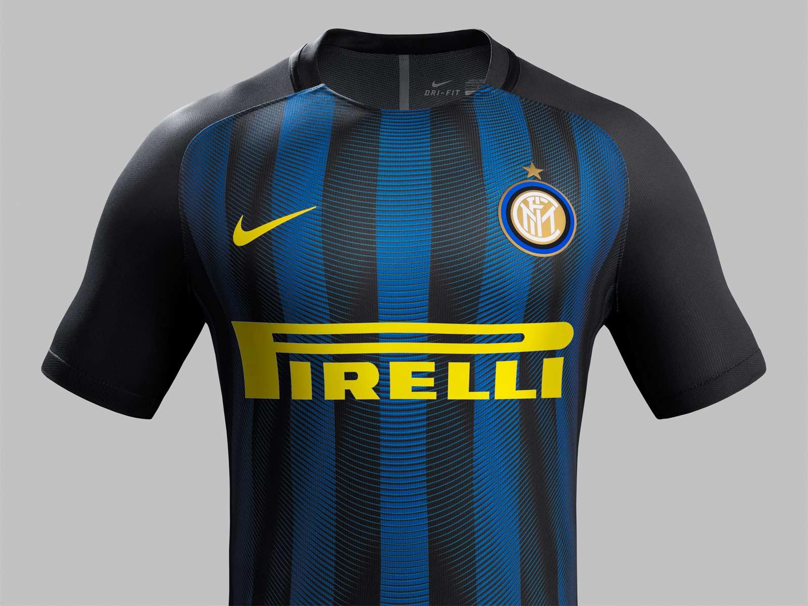Maillot Inter domicile Nike 2016-17