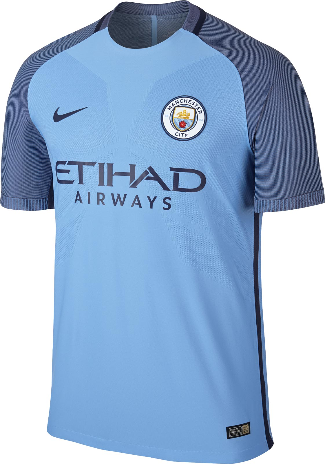 Maillot domicile 2016 - 2017 Man City