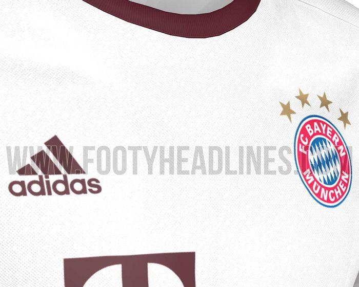 Maillot adidas Bayern Munich Third