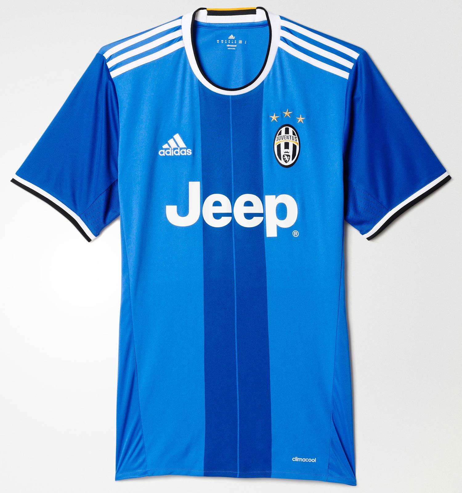 Maillot Juventus extérieur 2016 - 2017 adidas