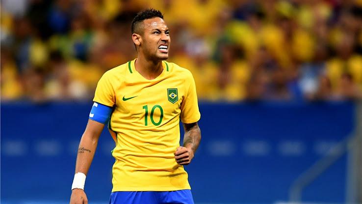 Neymar est très attendu pour ces JO à Rio