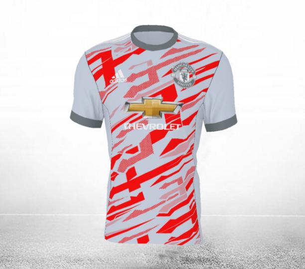 Le trident, symbole de Manchester United