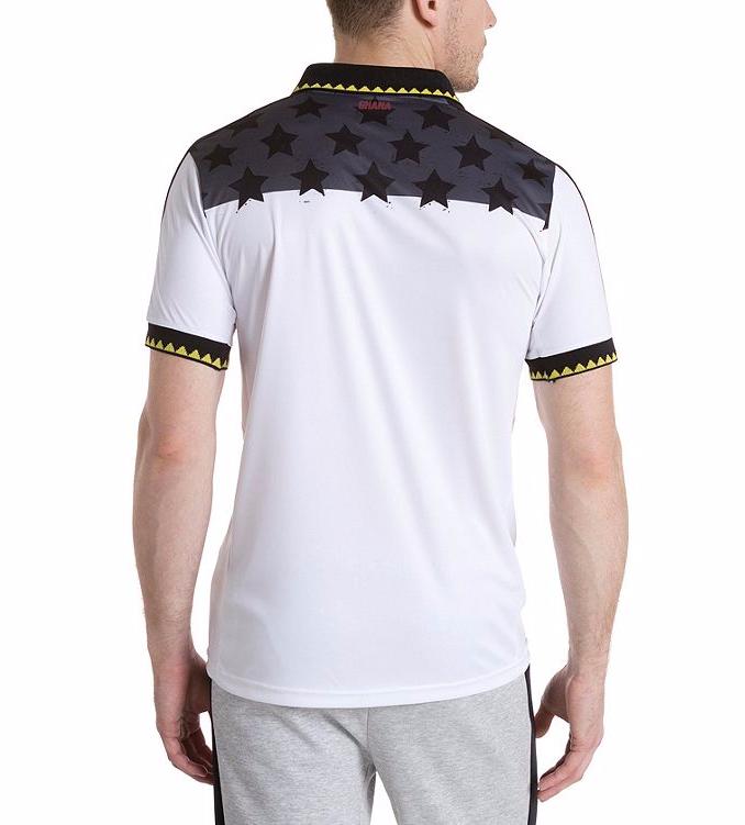 Le nouveau maillot du Ghana