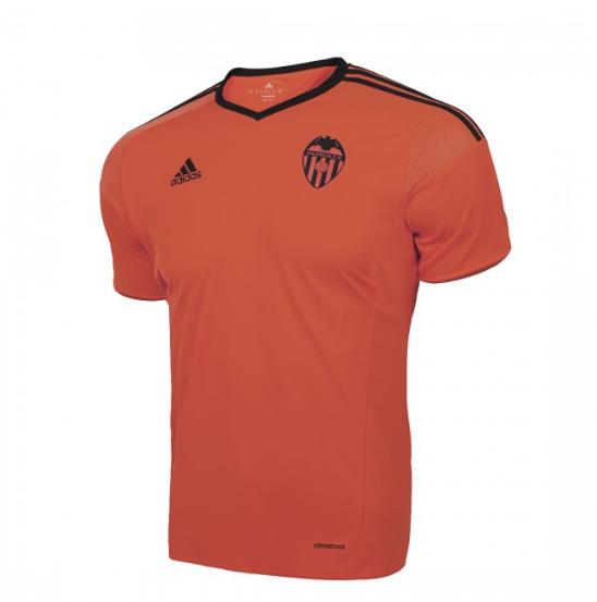 Le nouveau maillot third du FC Valence