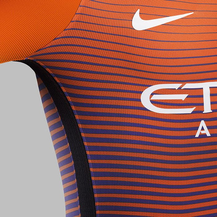 Maillot Third Nike Manchester City 2016-17