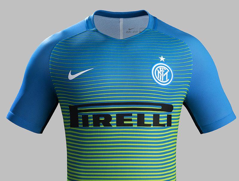 Maillot third Nike Inter Milan 2016 / 17