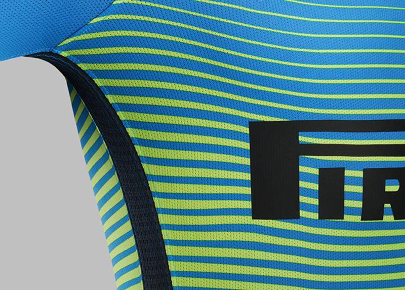 Zoom maillot third inter milan 2016 / 17 Nike