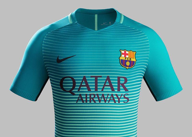 Maillot Third Nike Barça 2016-17