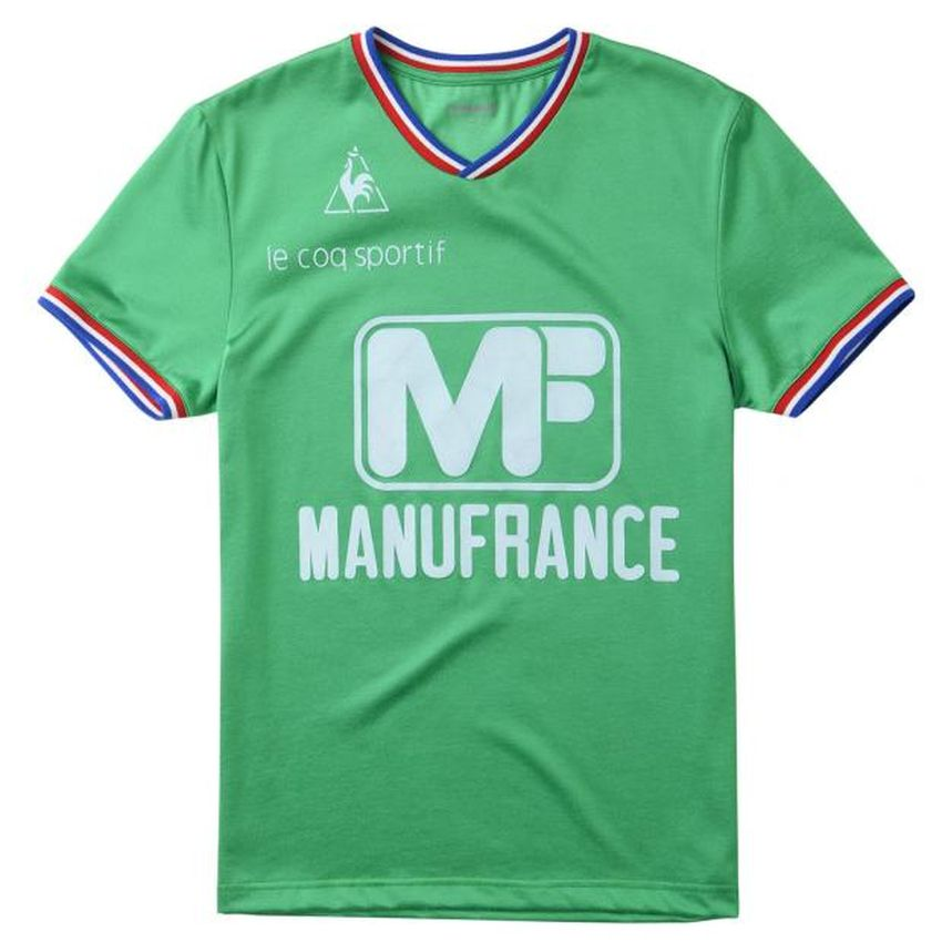 Maillot Le Coq Sportif Saint-Etienne Manufrance