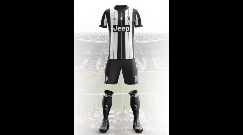 Un style old school pour le prochain kit des Turinois ?